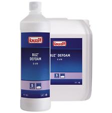 Buzil G 478 Buz Defoam 1 L Entschäumer Reiniger für Maschinen & Teppichreiniger