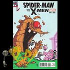 SPIDER-MAN and the X-MEN #1 Skottie YOUNG Baby VARIANT Marvel Comics NM!