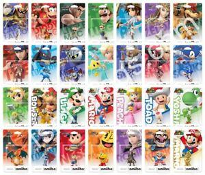 North American Nintendo Ultimate Super Smash Bros Amiibos North American NTSC