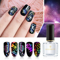 BORN PRETTY 6ml Nail Art Glue Gel Adhesive For Foil Sticker Transfer Tips Tool