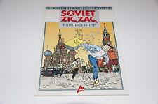 Une aventure de Jacques Gallard T2 Soviet zigzag TT / Barcelo / Tripp // Milan