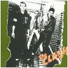 THE CLASH - THE CLASH (UK VERSION)  CD 14 TRACKS HEAVY METAL NEU