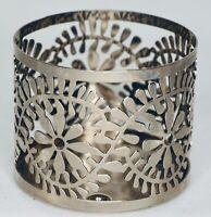 Bath & Body Works Floral Vine Candle Sleeve Holder for 4 oz Medium Candle