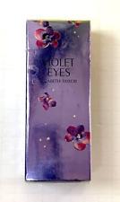 Violet Eyes by Elizabeth Taylor for Women 1 OZ 30 ml- Made in U.S.A. NEW SEALED