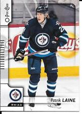 17-18 O-Pee-Chee Winnipeg Jets 15 Card Team Set Laine Scheifele