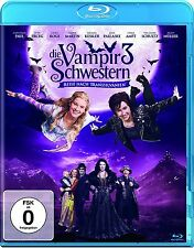 Die vampirschwestern 3 - VIAJE NACH Transilvania Christiane Paul BLU-RAY NUEVO