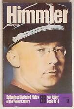 HIMMLER Ballantine's Illustrated History WAR LEADER #14 Wykes FIRST PRINTING