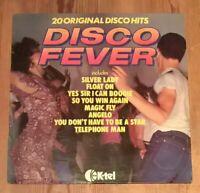 Various – Disco Fever Vinyl LP Compilation 33rpm 1977 K-Tel – NE 1014
