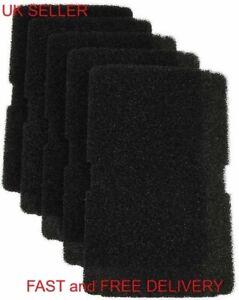 Smeg DHT WHT DRF Tumble Dryer Evaporator Filter Sponge  x 5