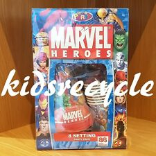 Marvel 86 Piece Party Pack (8 Settings inc.Plates Cups Hats Candles etc)