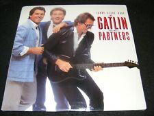 LARRY STEVE RUDDY The Gatlin Brothers PARTNERS Still Sealed LP 1986 Janie Fricke