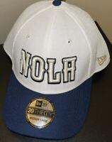 New Orleans Pelicans NBA New Era 39Thirty NOLA Color Flip Neo Flexfit Hat Cap