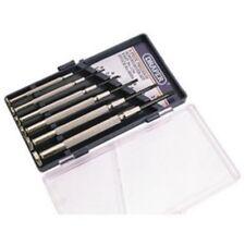 6 Piece Draper Precision Screwdriver Set - 1495 Genuine Diy Hand Tools