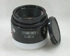 Minolta AF 50mm F1.7 Auto Focus Lens Fits Sony Alpha DSLRs No, 1412 9395 Ref. C