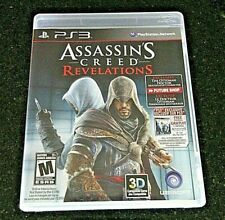 Assassin's Creed Revelations PS3 Sony PlayStation Games Video Ubisoft 2011 Play