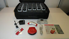 #1: Qwizdom Classroom Set W/ 32 Student Clickers Q4 URF and Teacher Remote +more