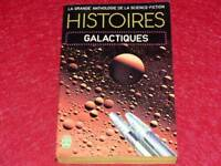[BIBLIOTHEQUE H. & P.-J. OSWALD] HISTOIRES GALACTIQUES COLL.GASF SF 1976