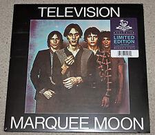 Television Marquee Moon Magenta Vinyl Newbury Comics xxx/1500 OOP