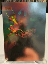 1992 X-Men #XH-5 Hologram Marvel Insert Card NM Condition Impel