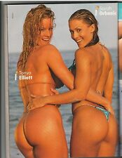 MUSCLEMAG bodybuilding muscle mag/GLUTES Tina Rigdon/Sarah/Brandy 12-04 #270