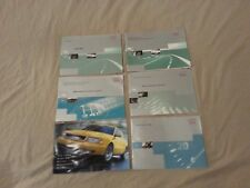 1998 Audi A4 Owners Manual