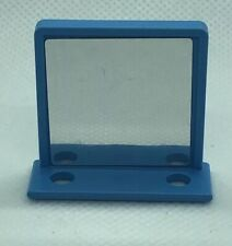 Playmobil Hotel 5269 Luxury Suite Spare Part 30251803 Blue Bathroom Mirror