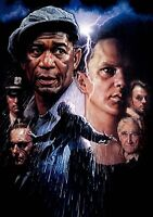 SHAWSHANK REDEMPTION Movie PHOTO Print POSTER Textless Film Art Tim Robbins 001