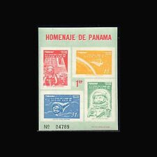 Panama, Sc #C277a, Mnh, 1962, S/S, Space, John Glenn, Friendship 7 capsule, 204