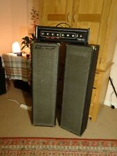 Vintage Traynor amp head and speakers