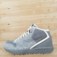 NEW BALANCE MH998 FRESH FOAM CASUAL SNEAKERS (MH988XGY) GREY MEN'S SZ.10