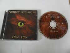 Project Pitchfork - Eon: Eon (CD 1998) Germany Pressing