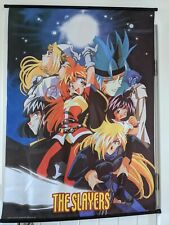 More details for the slayers - anime fabric wall scroll - 107cm x 78cm (42'' by 30'')