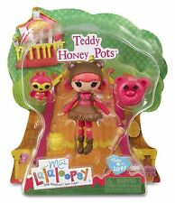 Lalaloopsy Mini Doll TEDDY HONEY POTS Teddy Bear Girl - NEW IN BOX  NIB