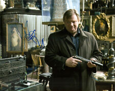 BRENDAN GLEESON AUTHENTIC AUTOGRAPH SIGNED 10X8 PHOTO AFTAL & UACC [11214]