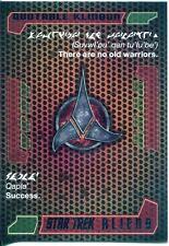 Star Trek Aliens Chase Quotable Klingon Q9