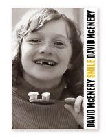 "DAVID McENERY - ""Smile"" - libro fotografico (photo book) 2014"