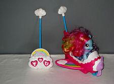 Avion / Voiture Télécommandée My  Little Pony Poney -  ( 20 cm )