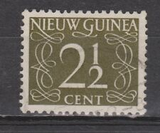 Indonesia Nederlands Nieuw Guinea 3 used 1950 NOW ALL STAMPS NEW GUINEA