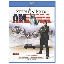 Stephen Fry in America (Blu-ray Disc, 2010, 2-Disc Set)