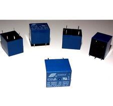 Relé de potencia 5 un. nuevo songle Mini PCB Tipo 12V DC BOBINA SRD-12VDC-SL-C