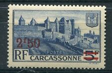 STAMP / TIMBRE FRANCE NEUF N° 490 ** CARCASSONNE