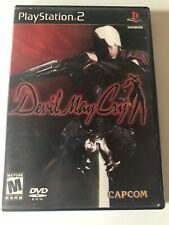 Devil May Cry (Sony PlayStation 2, 2002) Complete