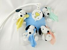 Baby Snoopy Musical Crib Mobile Starlight Snoopy Twinkle Twinkle Little Star