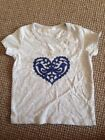 NEW SEED HERITAGE GIRL'S T SHIRT TOP - Grey SIZE 1-2