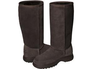 AUSTRALIAN UGG ORIGINAL Alpine Classic Tall ugg boots. Made in Australia.
