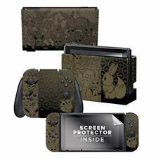 "Controller Gear Nintendo Switch Skin & Screen Protector Set - Pokemon - ""Eevee E"