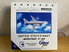 Gemini Jets 1:400 Scale U.S. Navy Boeing C-40B (737-700) GJUSN295