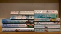 LYNDA PAGE: job lot box collection of 11 adult fiction books