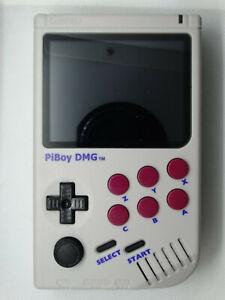Displayschutzfolie kristallklar mit Glasschicht für PiBoy DMG - NEU