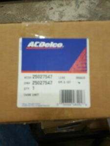 Fuel Tank Sending Unit ACDelco GM Original Equipment 25027547